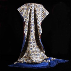 mens silk satin scarves