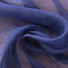 crinkle silk georgette
