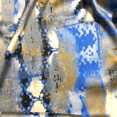 Shiny Silk Fabric Satin (3)