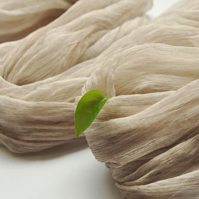 crinkle crepe silk fabric (2)
