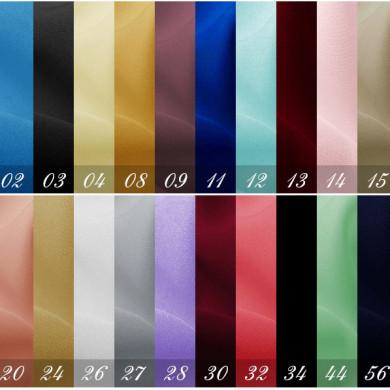 elastic silk double ggt crepe