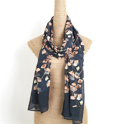 fake silk scarves