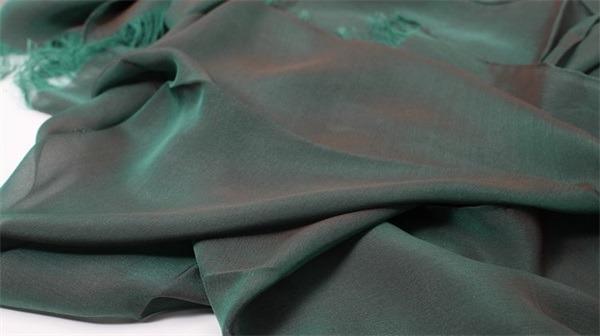 iridescent silk chiffon fabric (2)