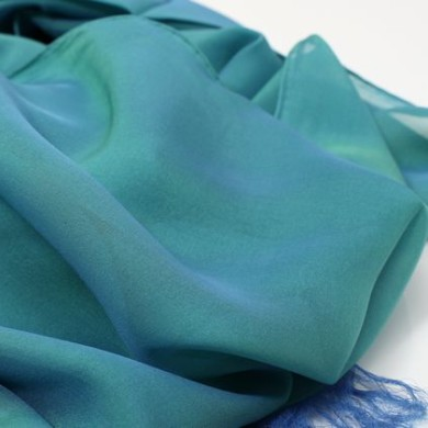 iridescent silk chiffon fabric (4)