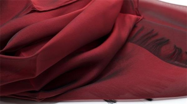 iridescent silk chiffon fabric (7)