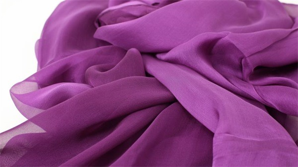 iridescent silk chiffon fabric (9)