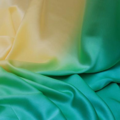 ombre fabric silk satin (1)