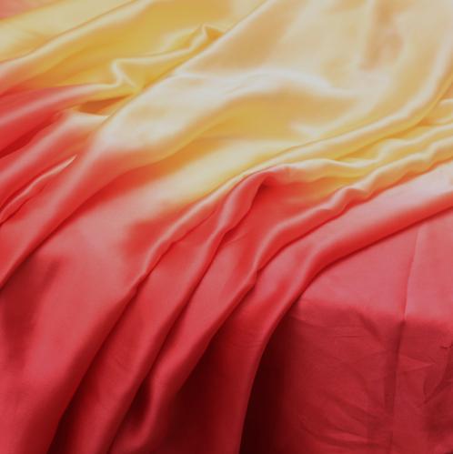 ombre fabric silk satin (2)