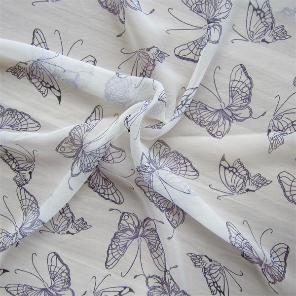 printed silk georgette fabric (4)