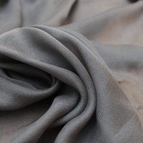 see through silk voile fabric