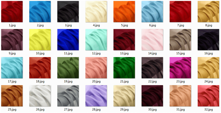 silk ggt 60 colors (1)