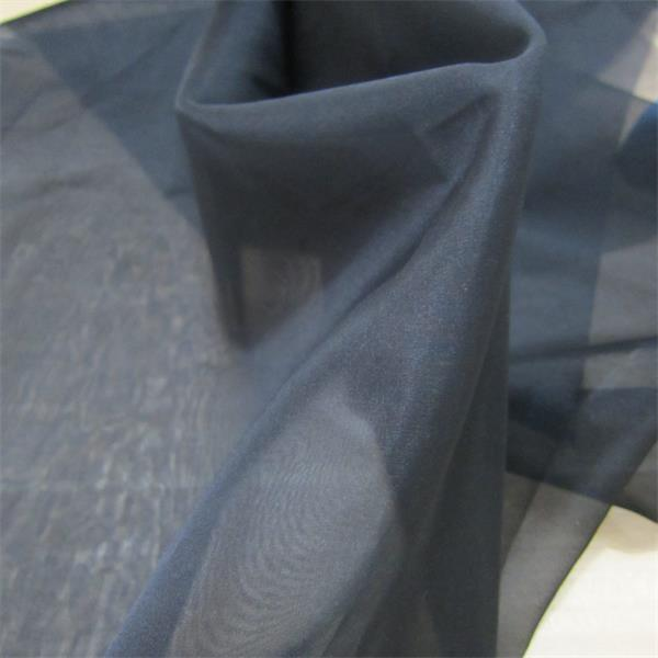 transparent 100 silk organza fabric (1)