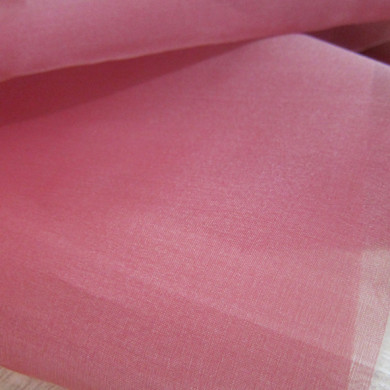 transparent 100 silk organza fabric (2)