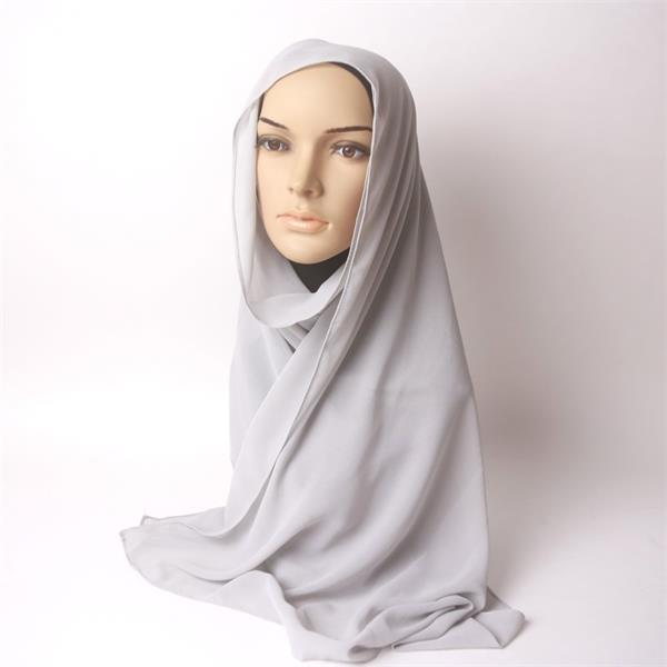 Malaysia Plain Bawal Hijab (3)