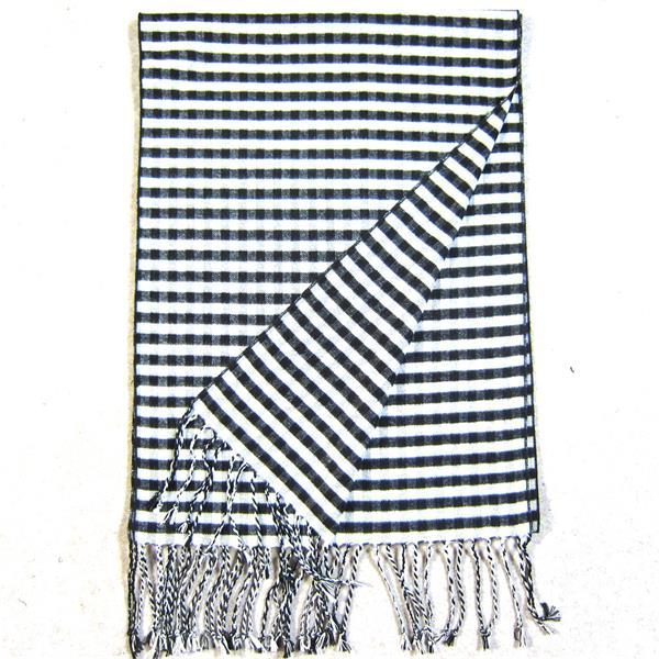 Mens Tartan Silk Comforter (2)