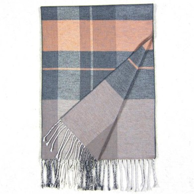 Mens Tartan Silk Comforter (6)