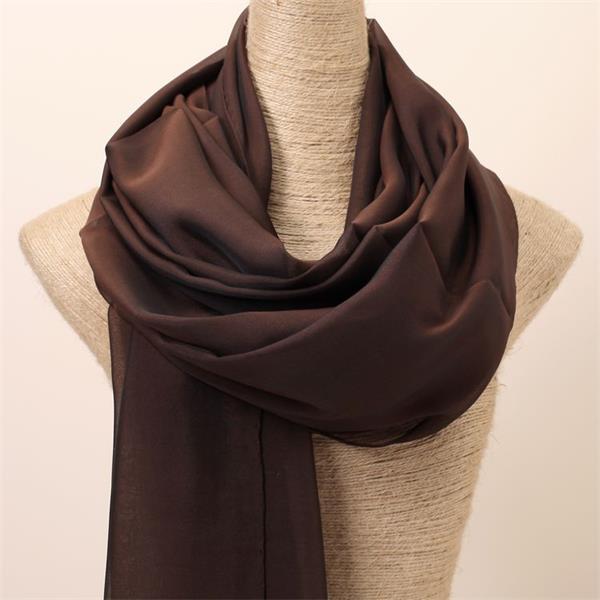Shot Silk Chiffon Hijab (1)