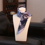 Air Hostess Designer Neckerchief Pure Silk