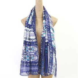 amazing modal fabric beach scarf (1)