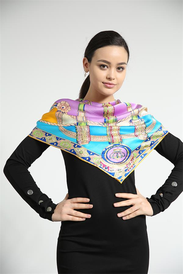 big size bulk silk scarves (2)