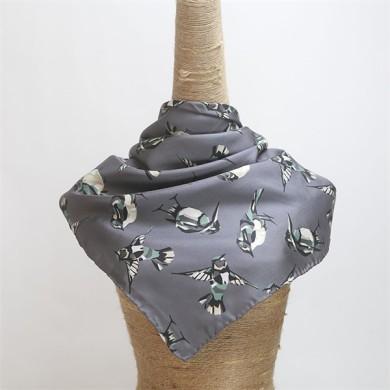 bird print silk scarves and shawls (3)