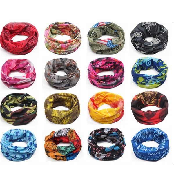 custom tube scarf