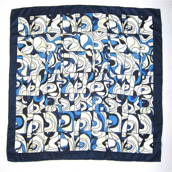 designer silk twill square scarf (2)
