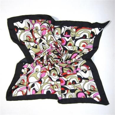 designer silk twill square scarf (3)
