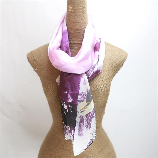 digital printed satin silk hijab (1)