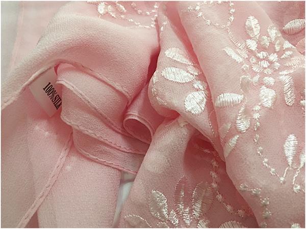 embroidered silk shawl (4)