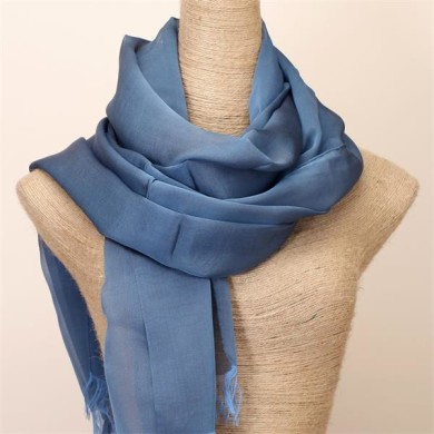 fair trade iridescent silk chiffon scarf (1)