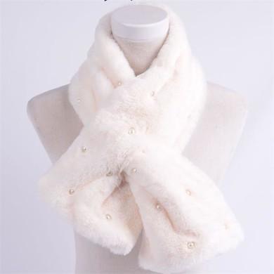 fake fur scarf (1)
