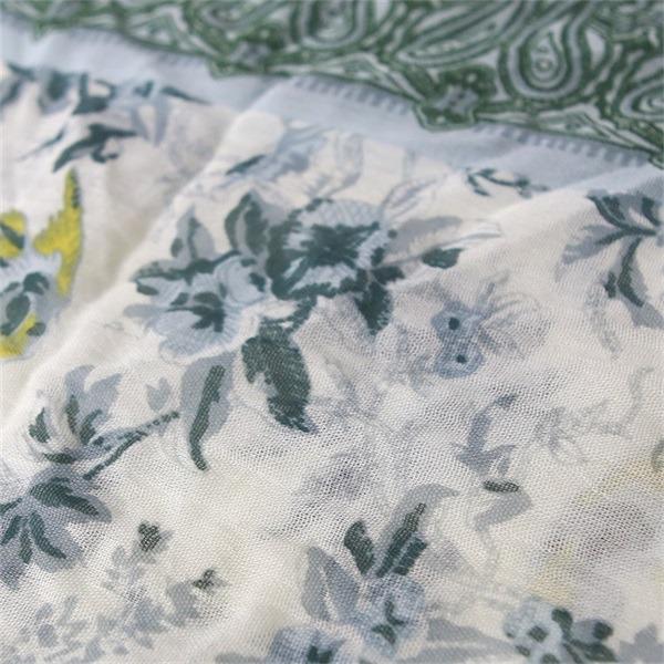 floral cotton voile scarf (4)