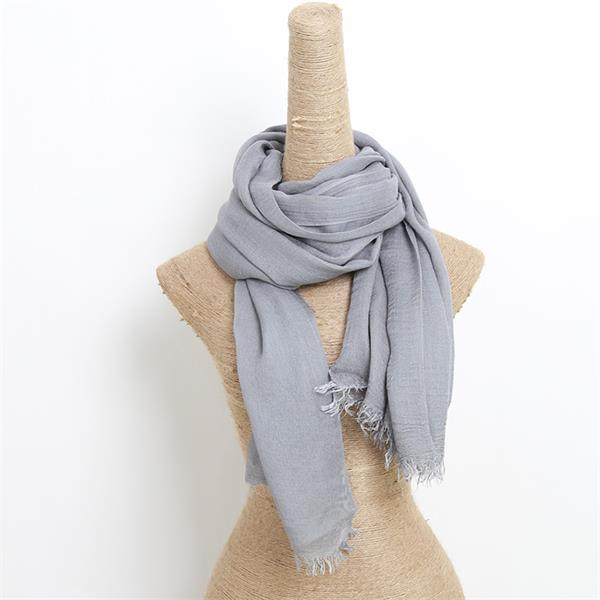 fresh modal silk scarf solid dyed (10)