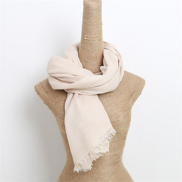 fresh modal silk scarf solid dyed (3)