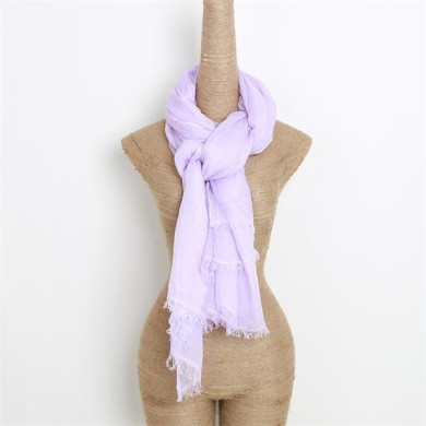 fresh modal silk scarf solid dyed (4)