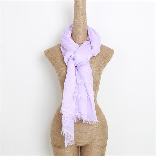 fresh modal silk scarf solid dyed (4)
