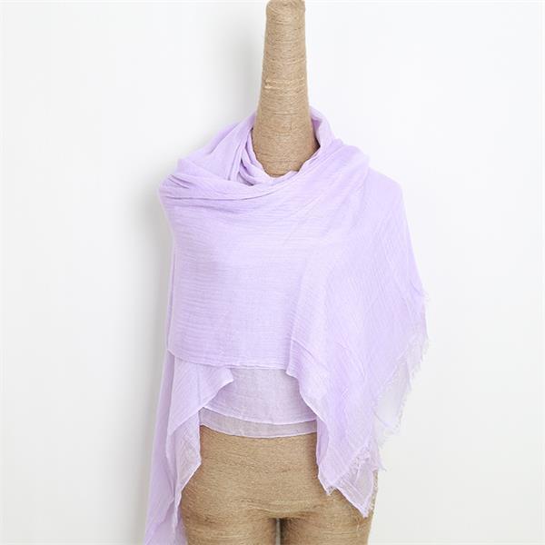 fresh modal silk scarf solid dyed (5)