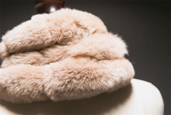 genuine rabbit fur scarf (2)