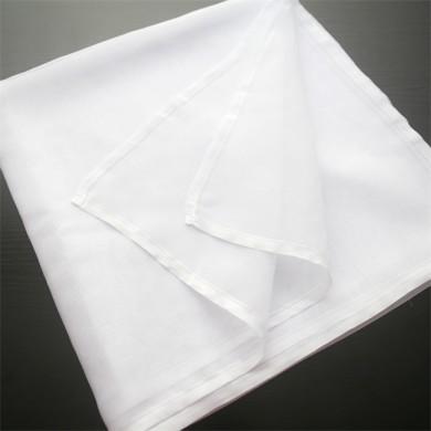 high twist polyester voile plain arab men's head scarves (6)