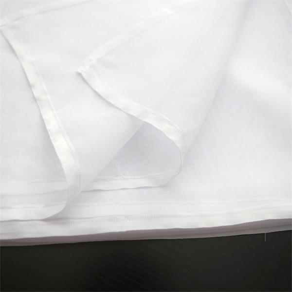 high twist polyester voile plain arab men's head scarves (7)