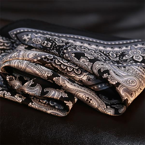 inexpensive paisley silk bandana scarves (2)