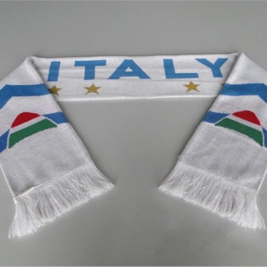 italy football scarf