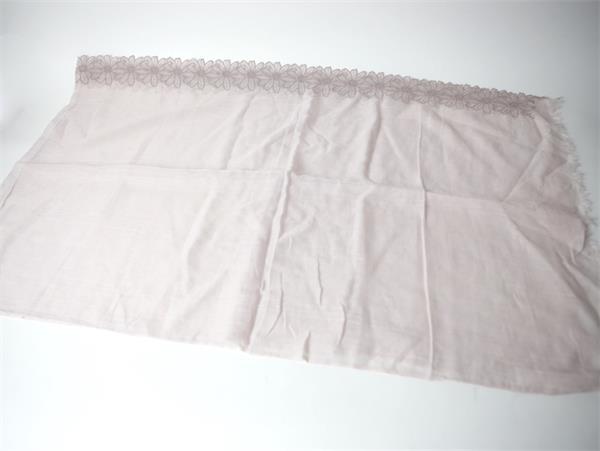 lace cotton linen scarves (4)