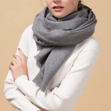 ladies cashmere shawl throw (2)