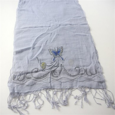 ladies cotton embroidered pashmina shawl (2)