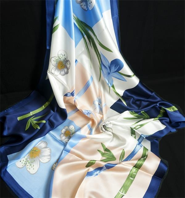 ladies satin silk shawls (1)