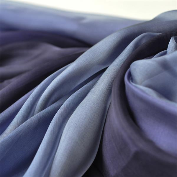 ombre long silk chiffon scarf (8)