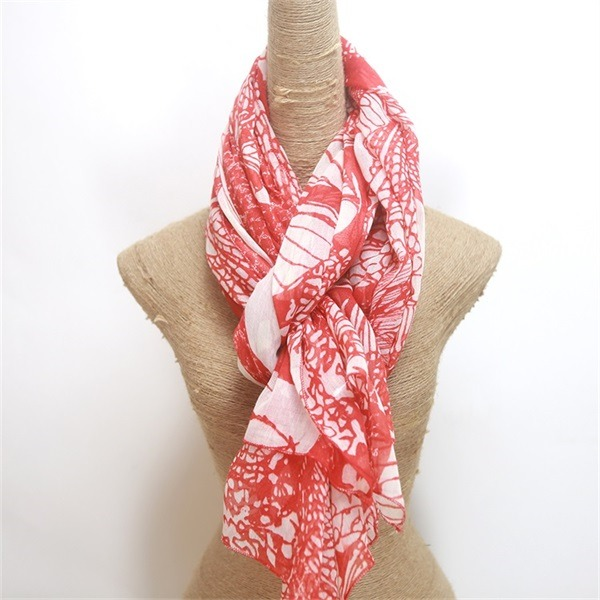 promotional cheap polyester scarves 1 dollar gifts (1)