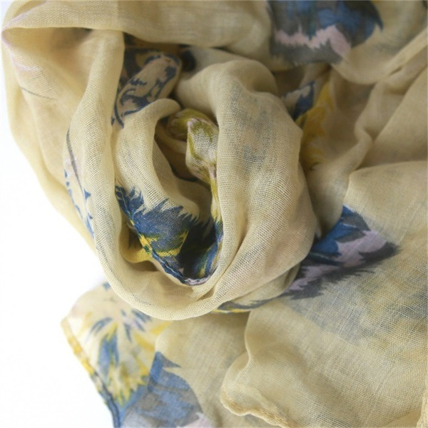 promotional cheap polyester scarves 1 dollar gifts (5)